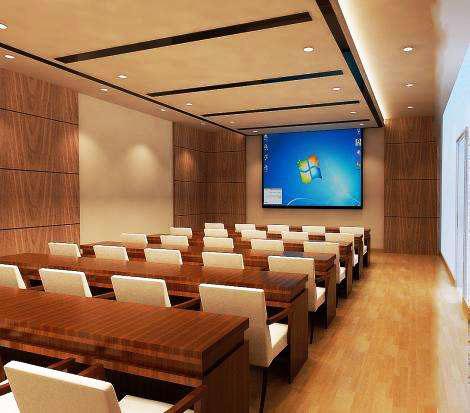 单位会议室综合布线