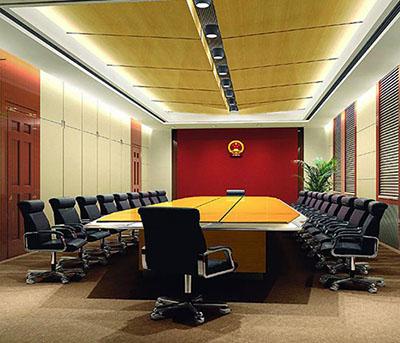 政府会议室综合布线