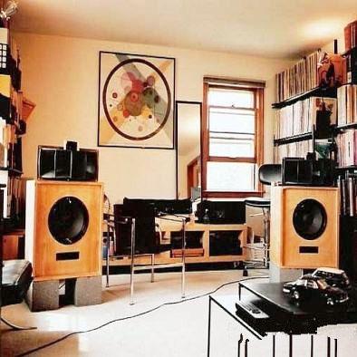 家居背景音樂系統
