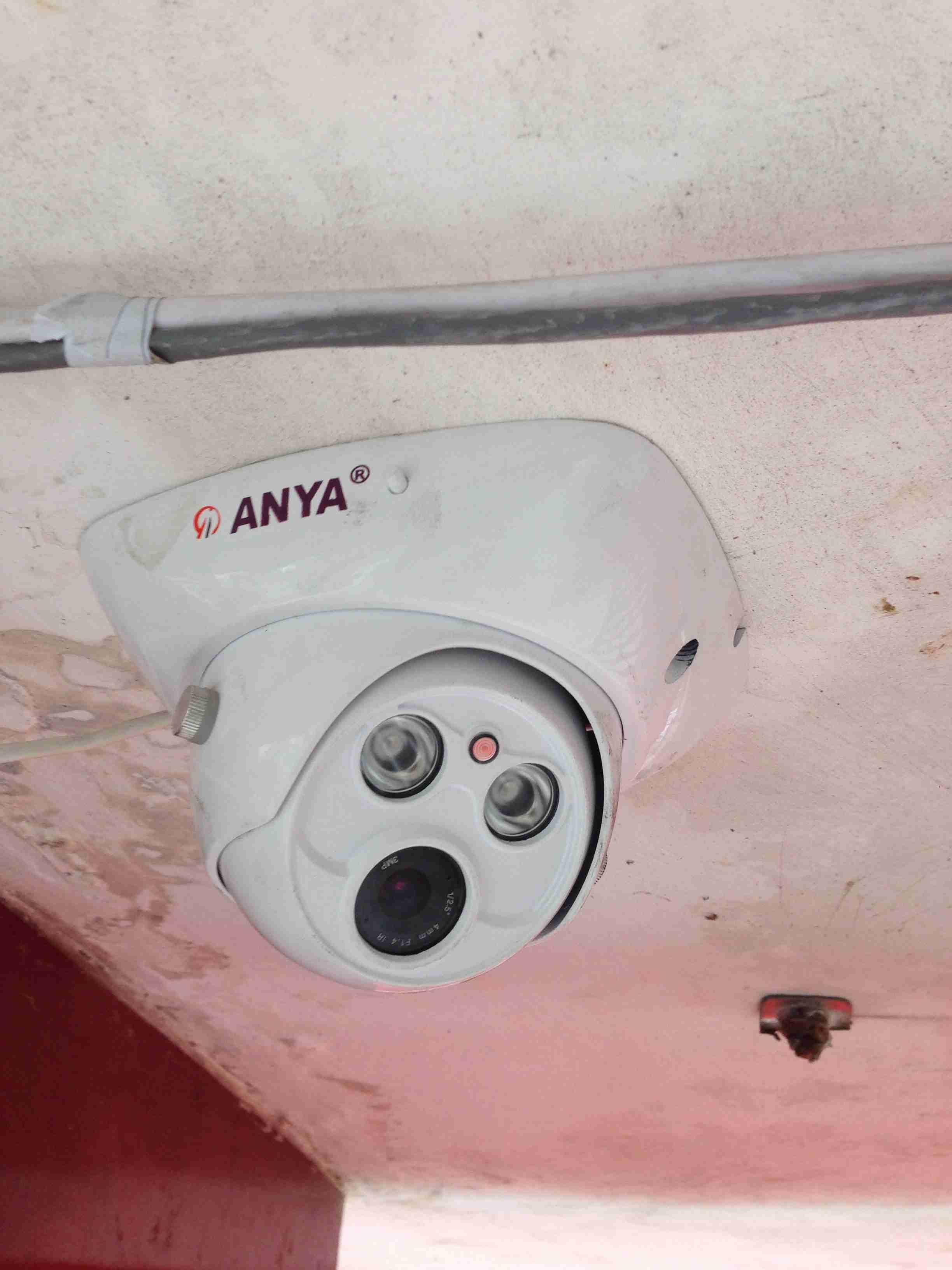 云南安防监控系统安装