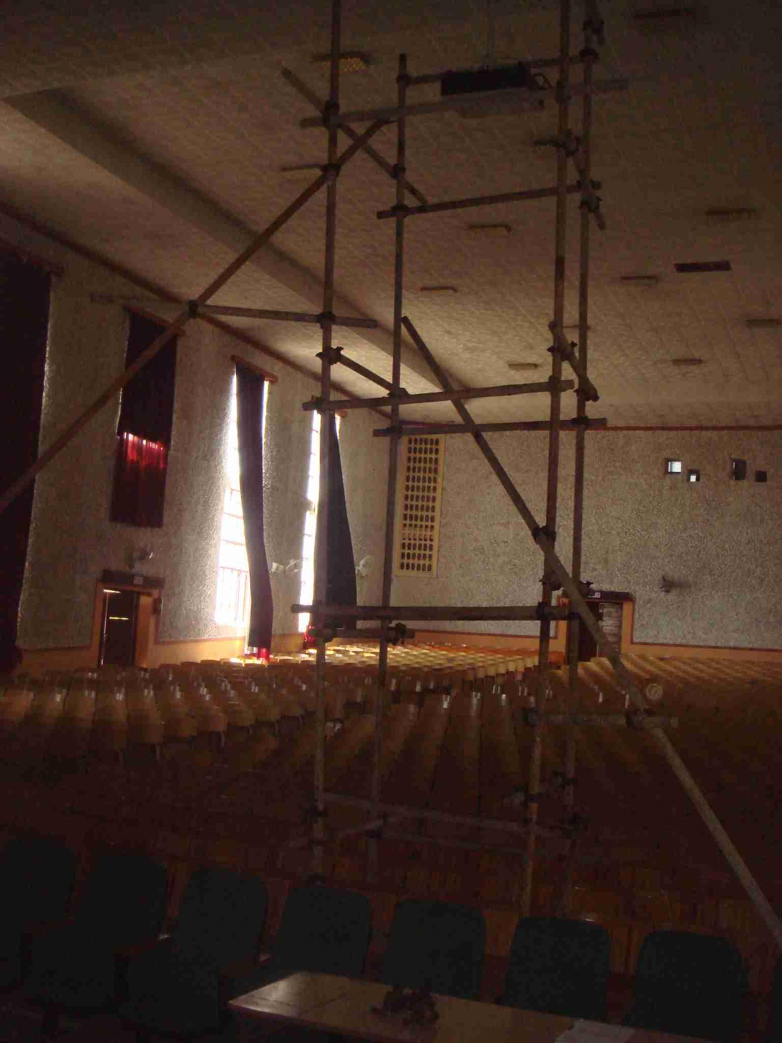 大型演出舞台机械工程