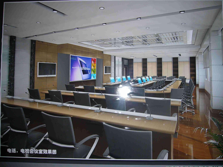 红河州绿春县政府弱电工程
