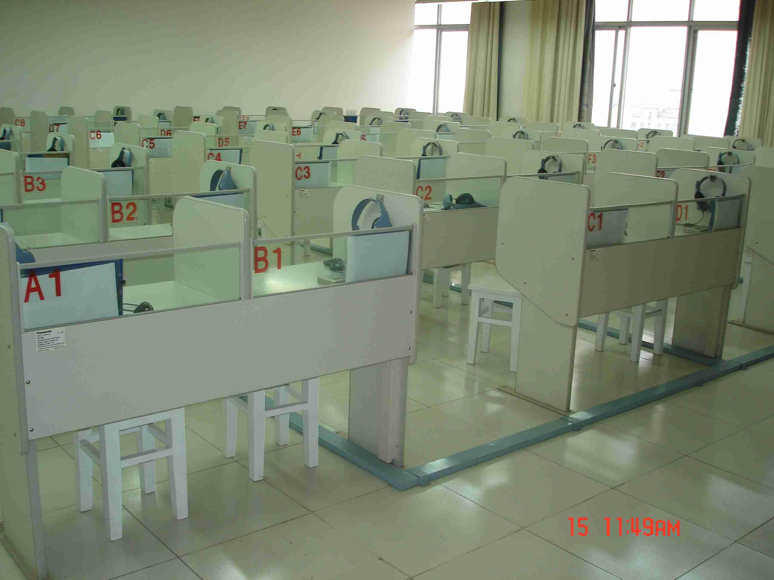 昆医计算机、语音室综合布线系统工程