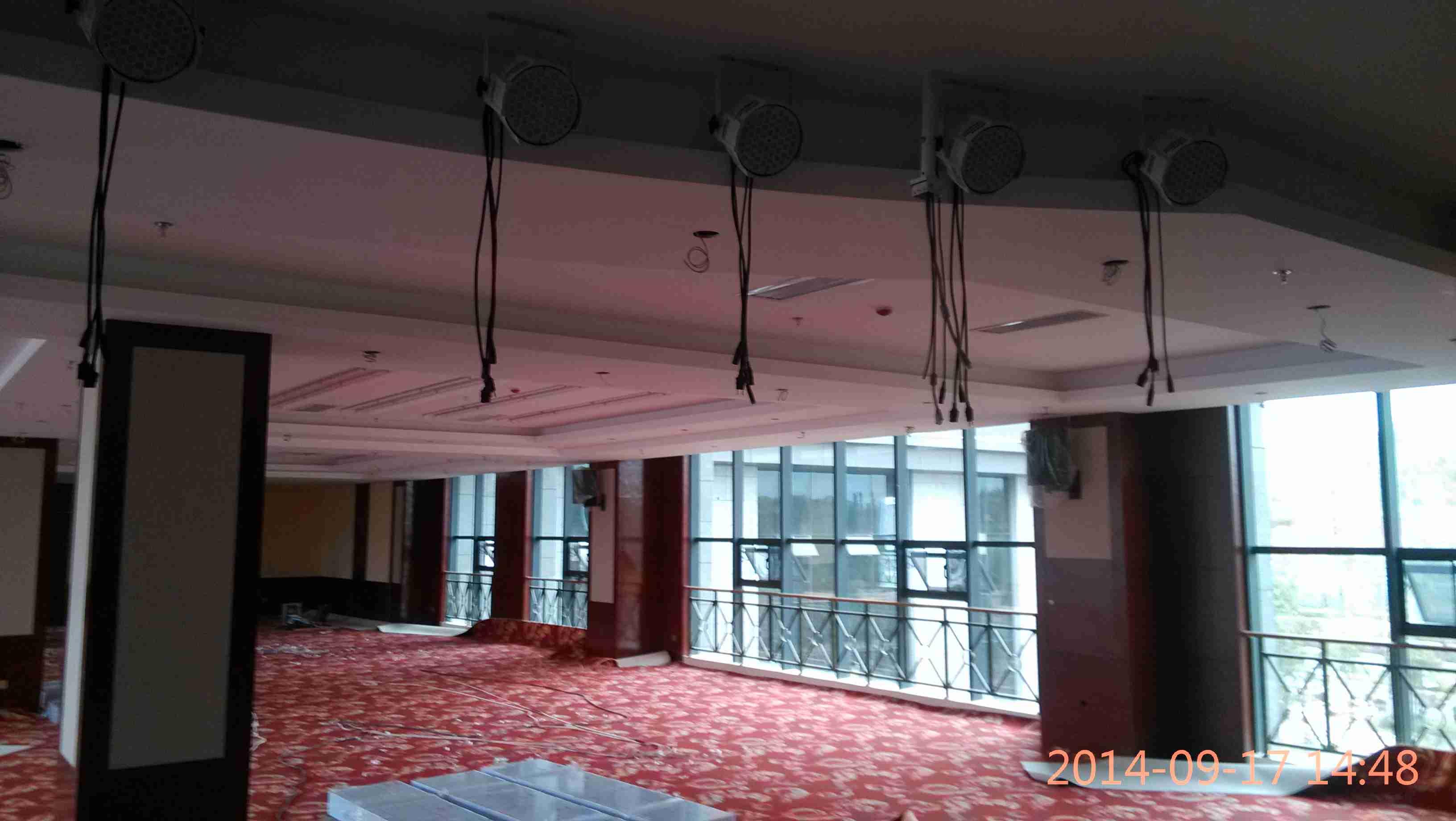 云南會議會務系統綜合布線