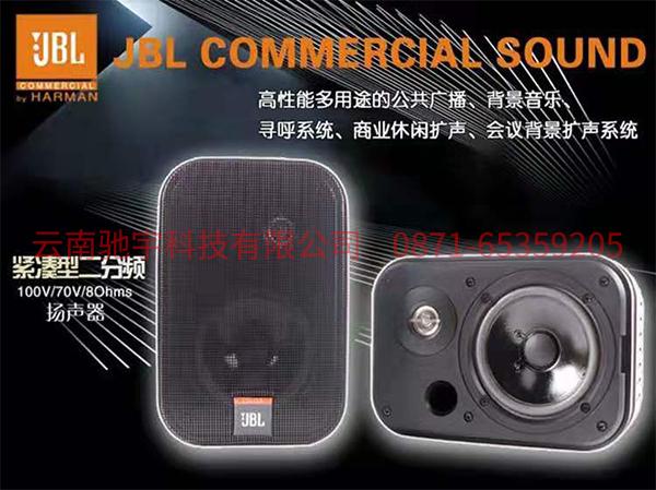 紧凑型二频扬声器