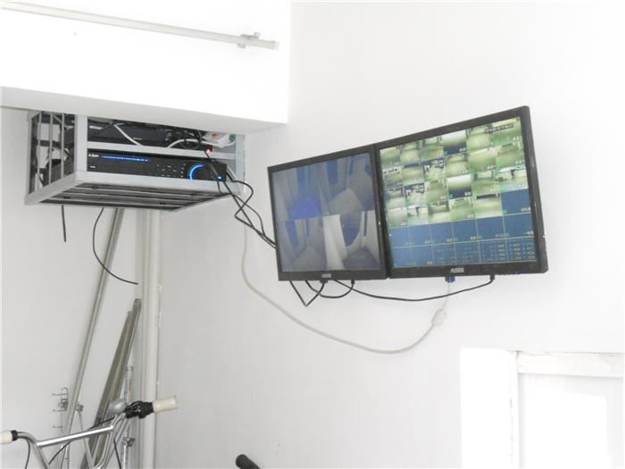 电竞外围智能家居安全监控系统