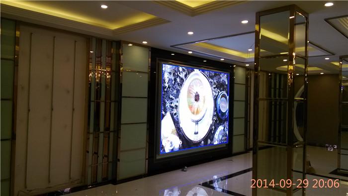 云南LED大屏幕顯示系統弱電工程