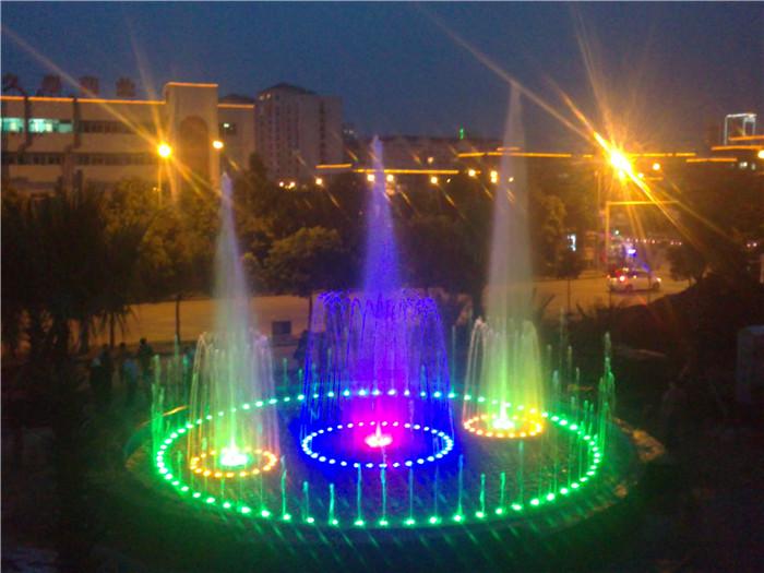 酒店音樂噴泉