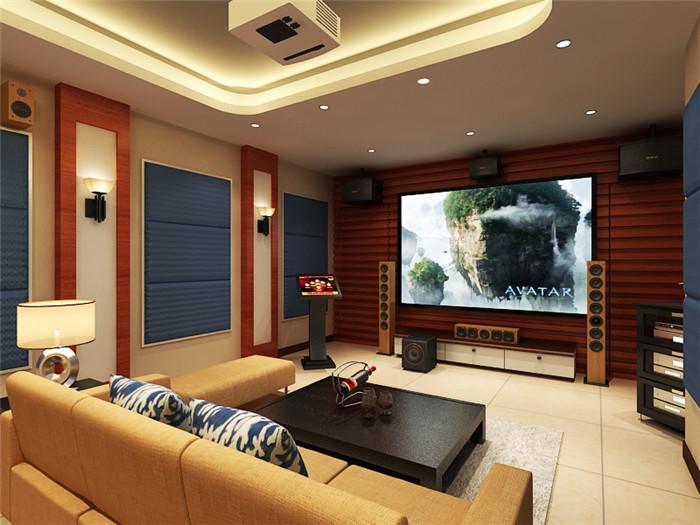 別墅智能家居燈光系統