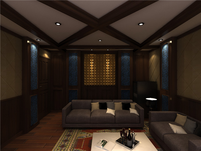 室內智能家居背景音樂系統