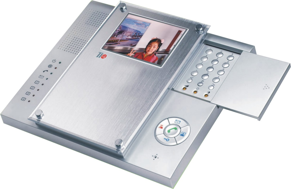 住宅电梯房楼宇对讲系统