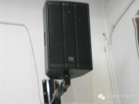 电竞外围弱电工程音响系统