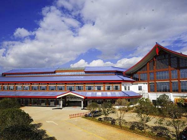 云南丽江机场