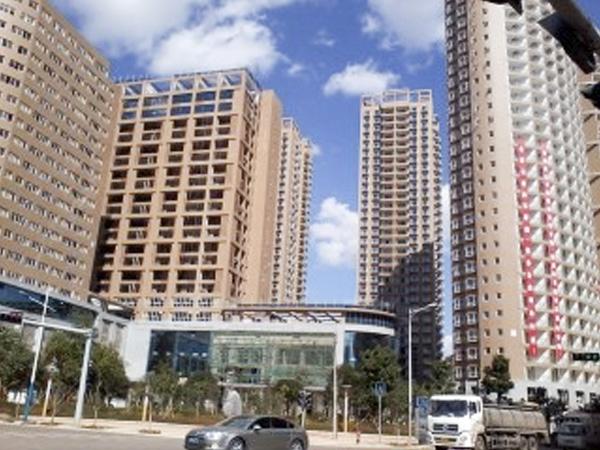 鼎易天城商业综合体