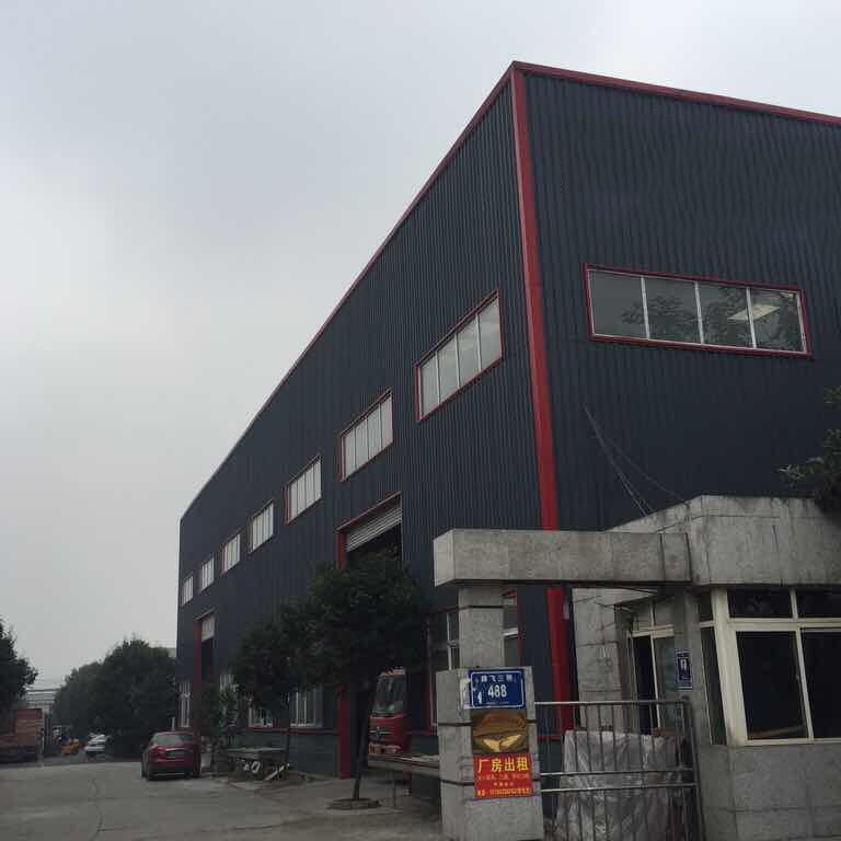 樹脂瓦工廠環境2