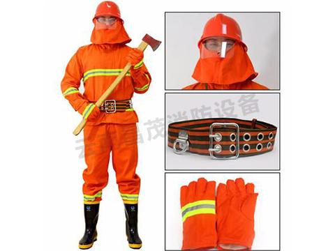 消防器材消防服