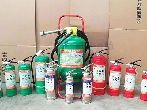保山消防設備廠家給大家講講泡沫滅火器用于撲救什么火災?