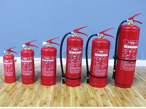 德宏消防器材厂家生产的干粉灭火器使用年限有多久?