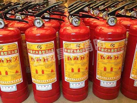瑞丽消防器材厂家教大家学习灭火的基本措施