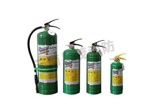 曲靖消防器材厂家教你如何保养干粉灭火器?