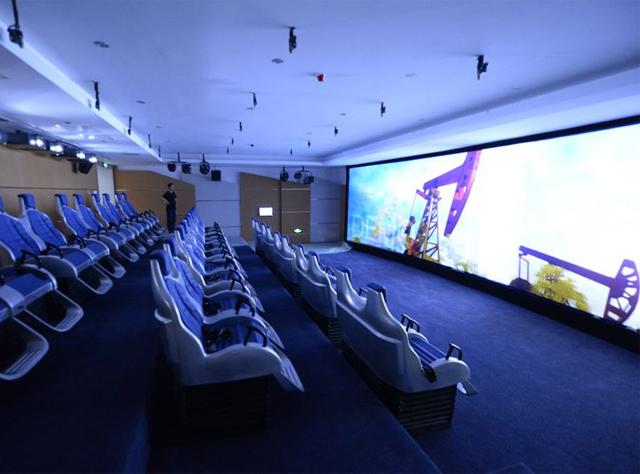 云南多媒体展厅设计必须以观众为中心