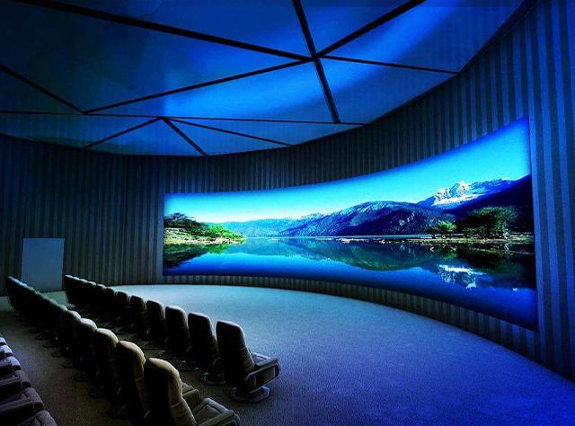 展厅设计中为什么大家都喜欢多媒体展厅