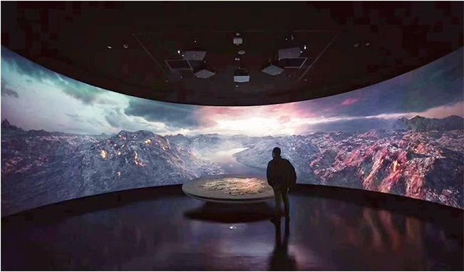云南多媒體展廳設計公司介紹多媒體展廳設計中三個要點