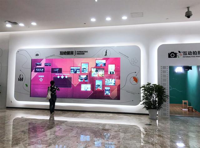 多媒体互动展厅设计能够给展馆带来哪些收益