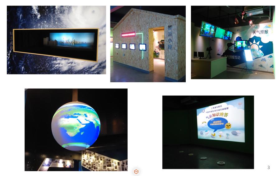 多媒体互动展厅设计