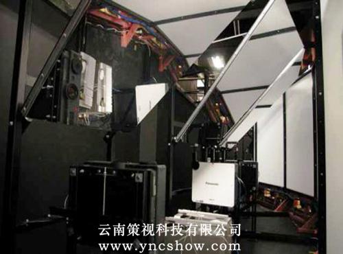 互动墙面投影世博会新西兰馆应用案例