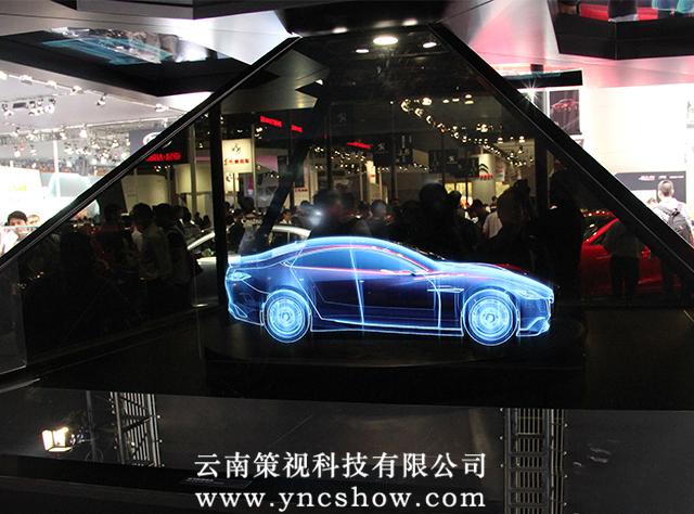 云南360全息投影系统方案