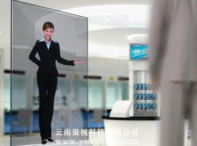 云南多媒体数字展厅设计