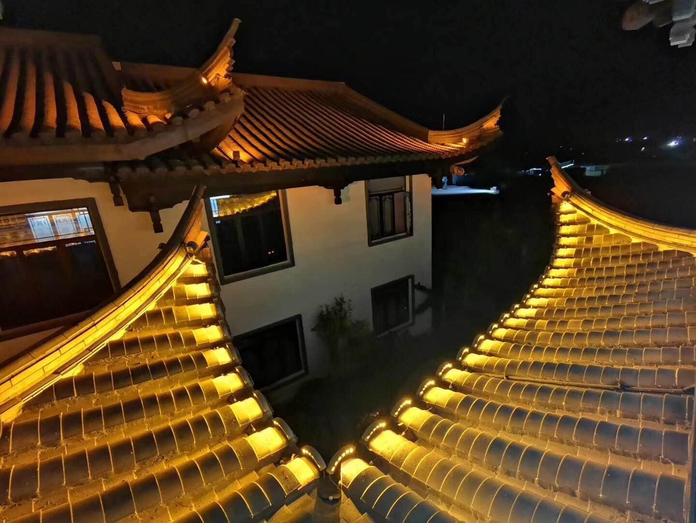 古城燈光亮化設計