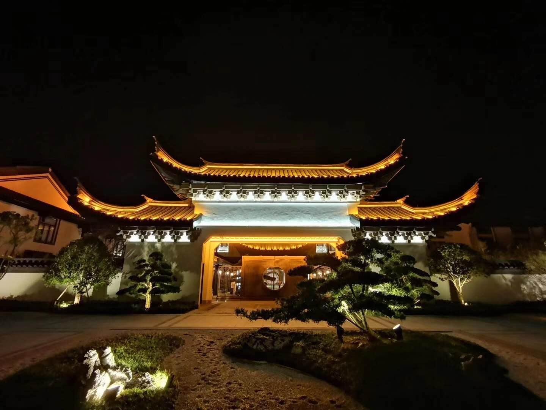 云南古城灯光亮化设计