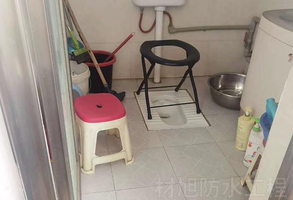 五华区出租房卫生间防水