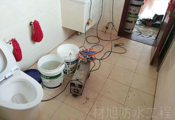 经开区楼房卫生间防水