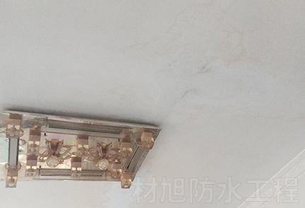 公寓房间屋顶防水补漏