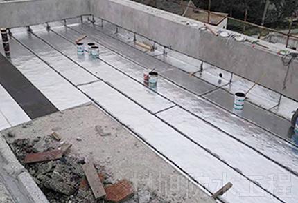 独立楼房屋顶防水补漏