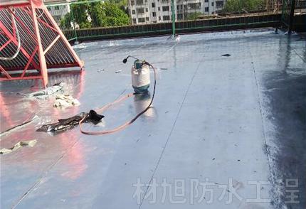 单位小区楼顶防水补漏