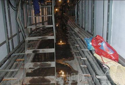 居民楼地下室防水补漏