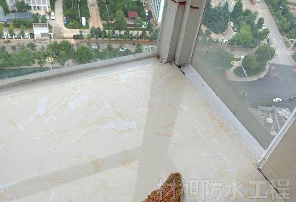 安宁玻璃窗台防水
