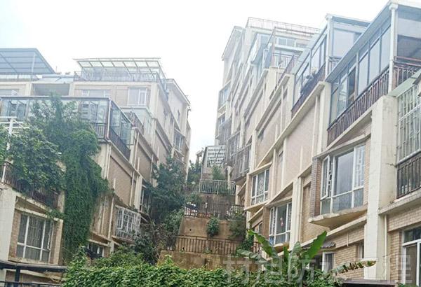 西山区居民楼外墙防水