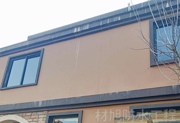 五华区居住楼外墙防水