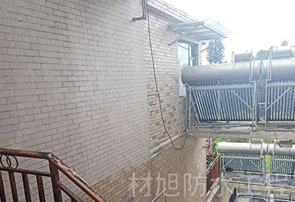 小区楼外墙防水补漏