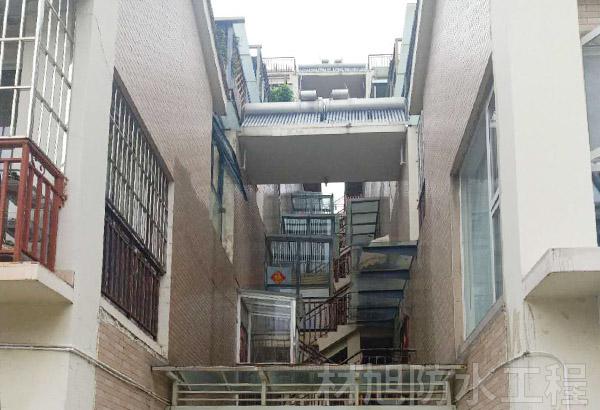 经开区住宅楼外墙防水