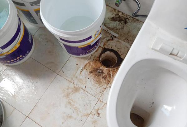 盘龙区盘江西路卫生间防水补漏