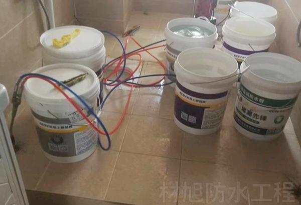 五华区卫生间防水施工