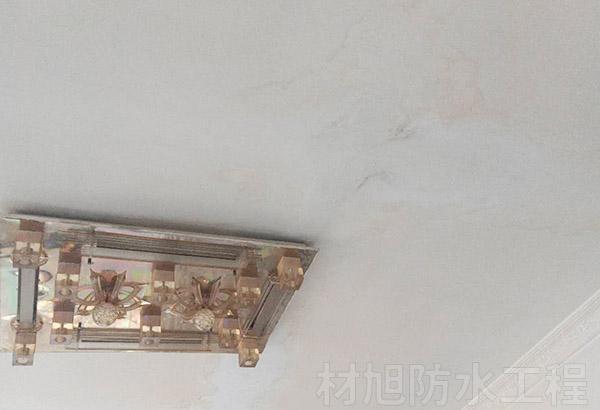 屋顶防水工程质量