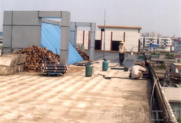 云南屋顶防水修补施工