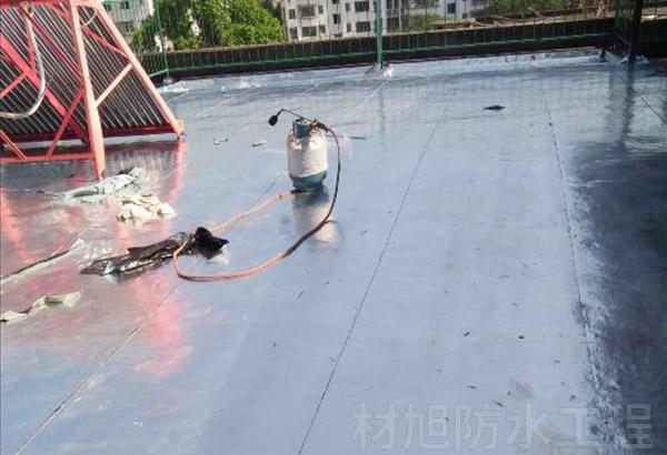 高新区楼顶防水补漏施工